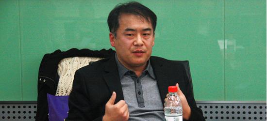 瑞思學科英語總校長 丁俊華