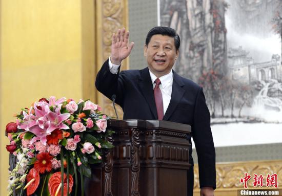 华媒关注习近平见记者 称平实自信预示工作重点