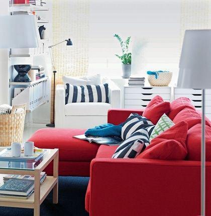 时尚家居 红色小物件提升空间好运