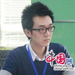 中國網教育事業部副主編閆景臻