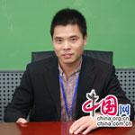 中國網教育事業部行銷總監 曾瑞鑫