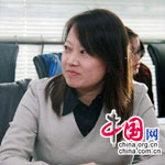 朗訓教育常務副總裁 吳玉潔