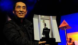 开罗国际电影节落下帷幕 张艺谋获终身成就奖