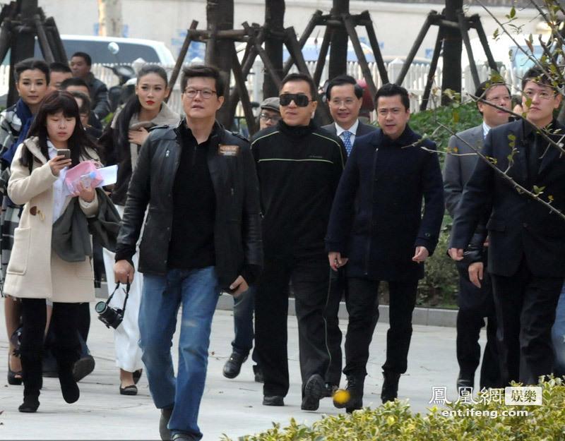 成龙/近日,成龙大哥在上海出席活动。...
