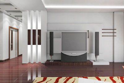 50款电视背景墙效果图 堪称一场视觉享受