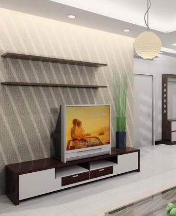 50款电视背景墙效果图 堪称一场视觉享受高清图片
