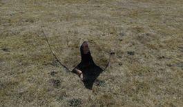 """加拿大Hyperstealth公司研发的先进伪装布料""""量子隐形""""的模拟画面。之所以只公布模拟画面而不是实际测试中拍摄的录像是为了保密"""