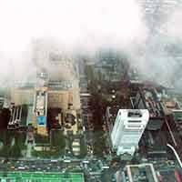 101摩天楼上俯瞰的台北市[组图]