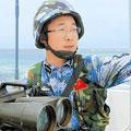 建设学习型礁堡 争做知识型军人