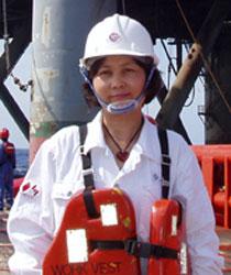中海石油研究总院技术研发中心主任朱江