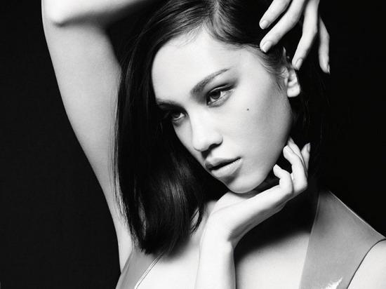 日本模特水原希子图片