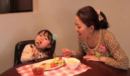 """日本发明会""""说话""""餐叉 为用餐增添乐趣"""