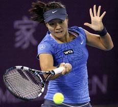 WTA深圳赛李娜晋级半决赛