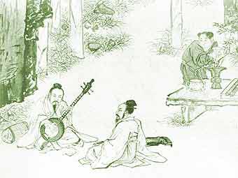民乐合奏春城节日曲谱