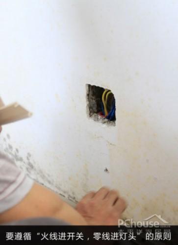 家庭装修电路布线详细图纸