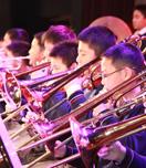 最震撼的团体:北京海淀区实验小学金帆管乐团
