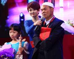 最感人的中国好教师:马复兴