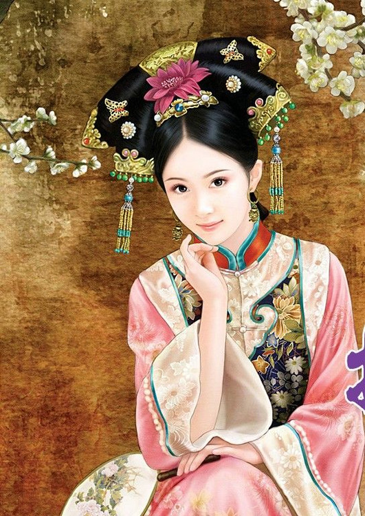 盘点清朝的15位绝色皇后 董鄂妃艳冠群芳 组图 新闻中心 中国网