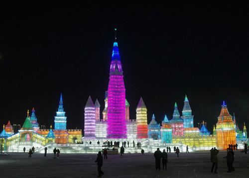 哈尔滨龙塔 亚布力滑雪场