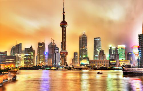 城隍庙商城:上海老街