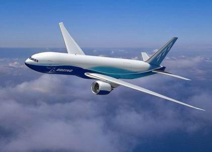 我国已订购35架波音787飞机