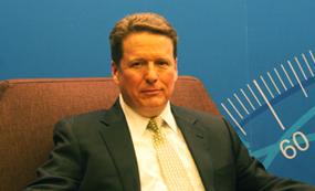 David-Hunt美国教育考试服务中心国际事业部副总裁兼首席运营官