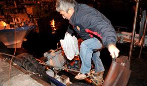 """台湾保钓渔船""""全家福号""""安全返台"""