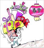 中国网观察:临近年关 人情'烧钱'何其多