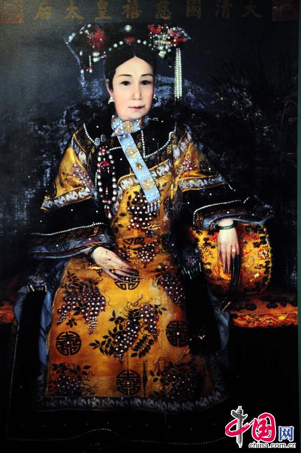 故宫珍藏:慈禧的瓷器