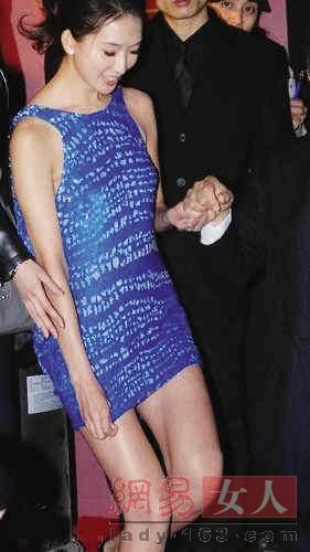 林志玲高个子更爱露长腿-矮个子女星靠比例逆袭 杨幂小S齐P短裙露腿