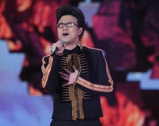 歌曲《我爱你中国》汪峰