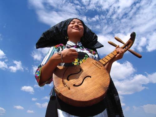 布依族民族文化:布依戏