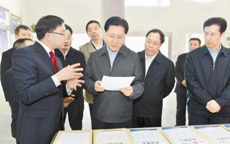 王东明:加快建设川南经济区新兴增长极