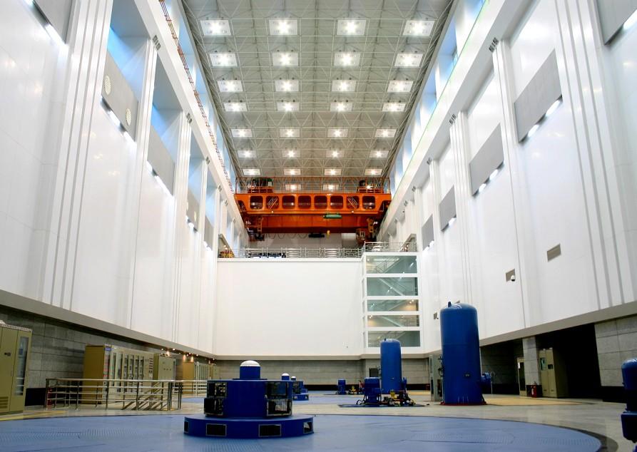 发电厂500kv系统接线图