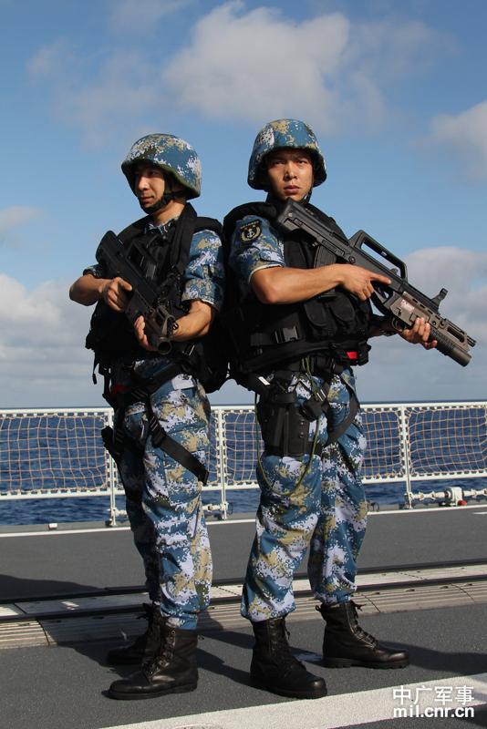 军事资讯_印度洋:特战队员远海实战训练_ 视频中国