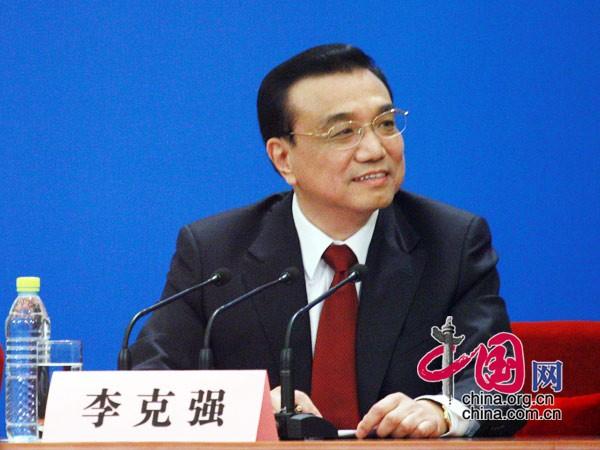 李克强总理答中外记者问_新闻中心_腾讯网
