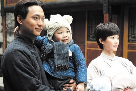 传记片诠释毛泽东亲情:作为儿子、丈夫有血有肉