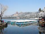 春雪后的颐和园美景