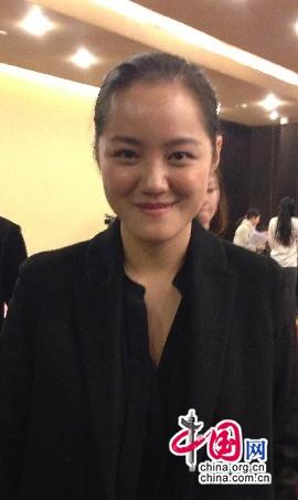 汉帛国际集团总裁高敏 最美丽的富二代(组图)