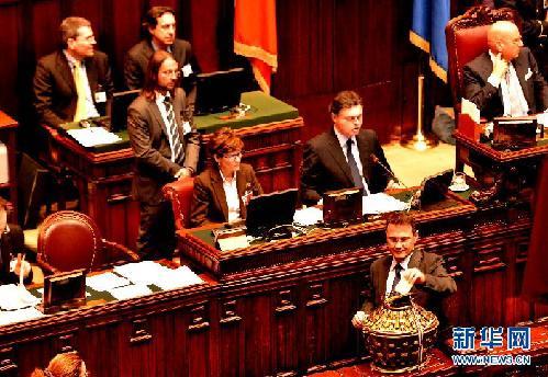 意大利议会两院将于18号选举总统