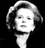撒切尔夫人:强人政治家远去