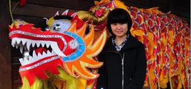 商场企划人员教育梦想:重视中国文字书写教育