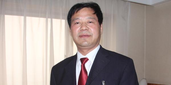山东蓝翔高级技工学校校长荣兰祥:鼓励每一个学生实干后能去创业