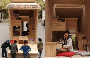 重庆学生造7平米的家 卧室卫浴阳台均有