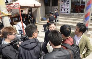 直击北京首例H7N9禽流感病例发生地