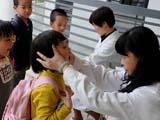福州學校、幼兒園啟動晨檢 全面防控H7N9禽流感
