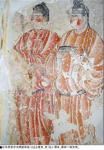 隋唐时期 娘炮 盛行 男子热衷衣熏香头插花图片