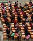 雅安全部學校爭取4月27日全面恢復上課