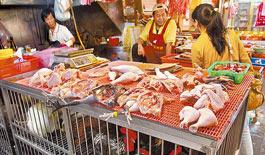 台湾恐祭出禁宰活禽措施 防范H7N9疫情蔓延