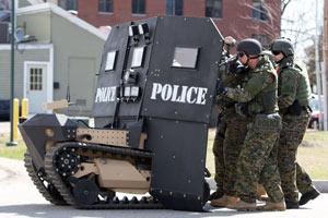 追捕波士顿恐怖嫌犯 美国动用了哪些装备?